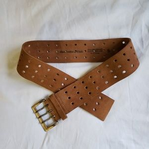 🆕️Like New Abercrombie & Fitch Leather Waist Belt